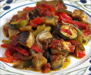 Ratatouille for pasta cravings!