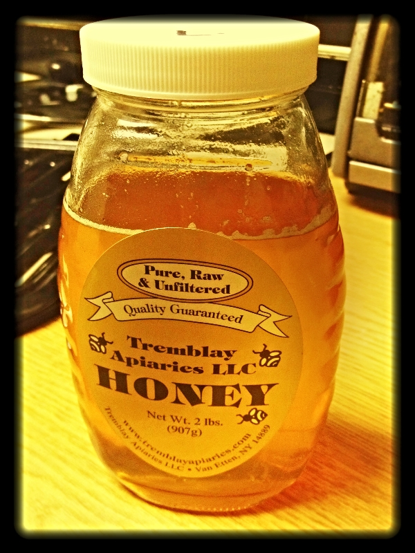 Runny nose? Honey, we've got the answer!